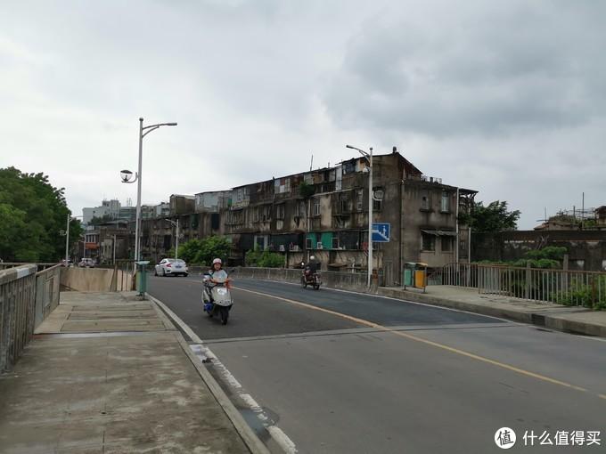 路过的老城区