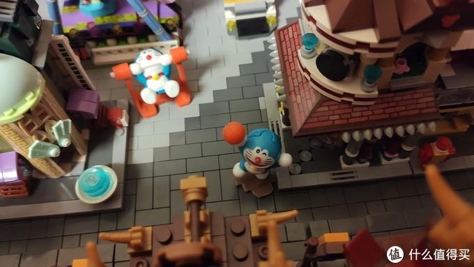从清明节做到现在,两个月时间打造一个童话城市