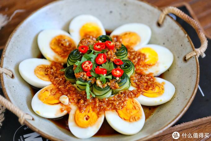 别直接吃水煮蛋了,这样搭配更营养好吃,清爽不油腻,给肉都不换