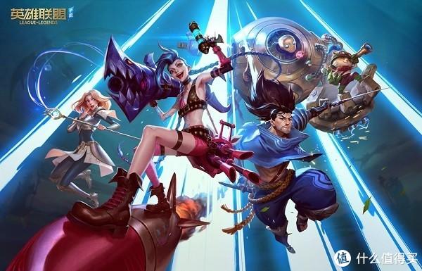 重返游戏:《英雄联盟手游》6月5日开测 可使用36名英雄进行对战