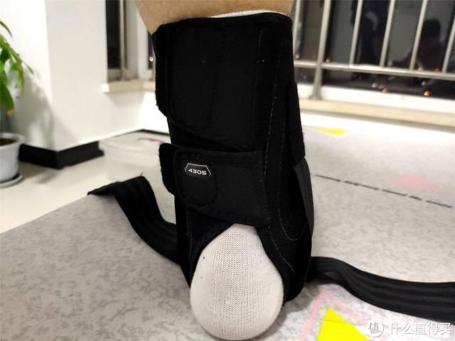 打篮球经常崴脚?不妨试试迈克达威4305幻影3+护踝