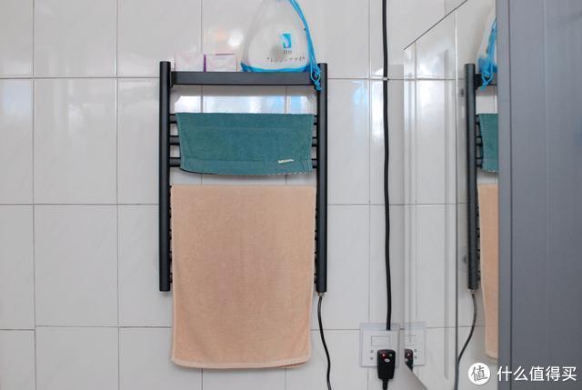 你还在用细菌毛巾洗脸?健康防疫应该就选邦先生电热毛巾架