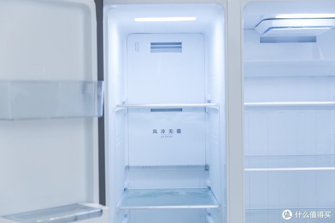 什么才叫好冰箱?居家达人吐血推荐美的630L对开门冰箱
