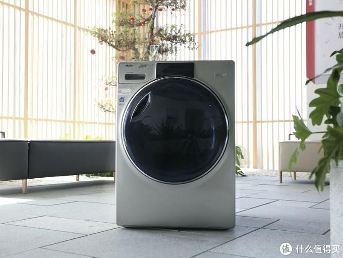 绝不是干衣那么简单!海尔纤合10KG热泵干衣护理机开售