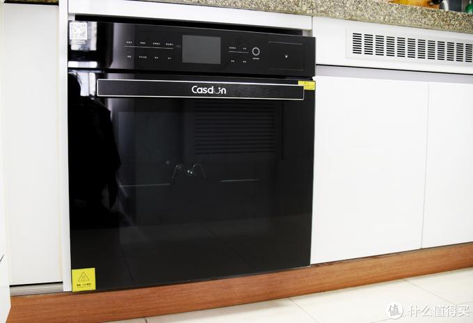 逆向双热风、蒸烤新物种——搭载黑科技的凯度SR80SA-GT嵌入式蒸烤一体机使用体验