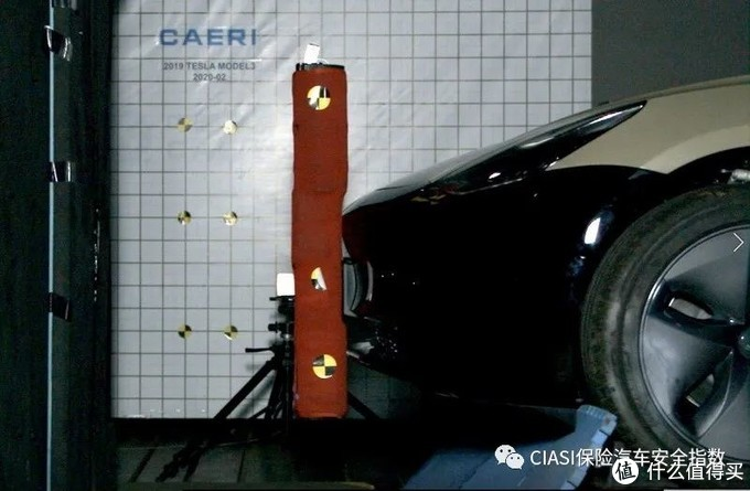 C-IASI 中保研完成特斯拉Model 3 全项试验测试