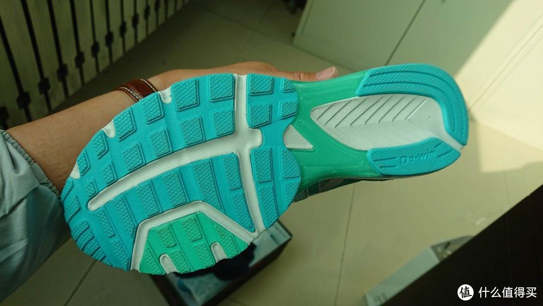 Do-win多威战神MR9666D(沁柠色)开箱评测-记人生中第一次10KM跑步