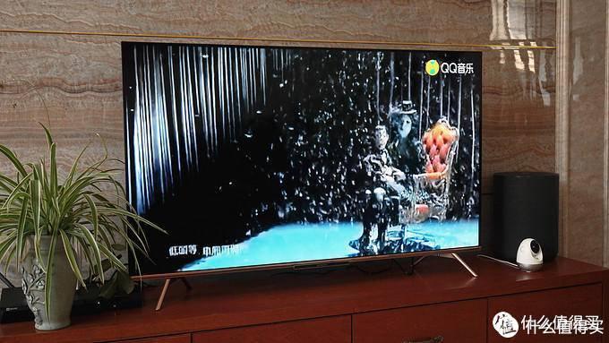 云眼AI摄像头、JBL全域音响、免遥控声、4K超高清,创维高端云社交智慧屏A20开箱体验