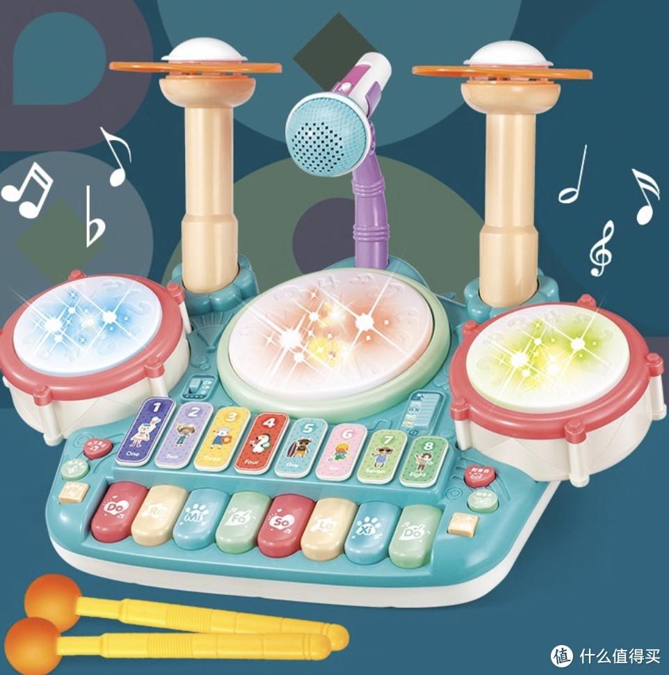 宝宝音乐启蒙玩具汇总~在玩乐中培养节奏感