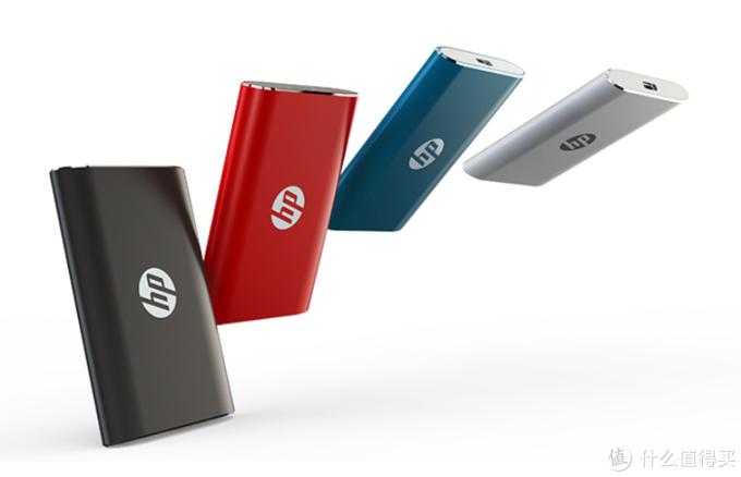 420MB/s、耐用性增强:惠普1TB P500移动固态硬盘 秒杀价699元