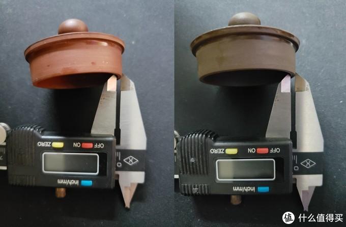 壶盖厚度:2mm