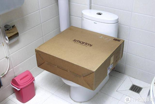 五星级如厕感受,见人自动开盖,智米智能马桶盖Pro评测