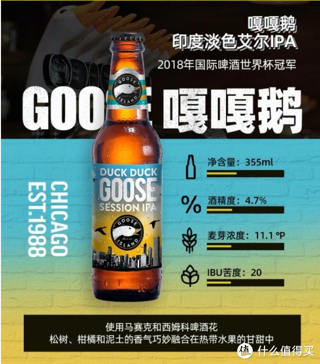 啤酒盲盒之Goose Island鹅岛 + Boxing Cat 拳击猫精酿啤酒混合装