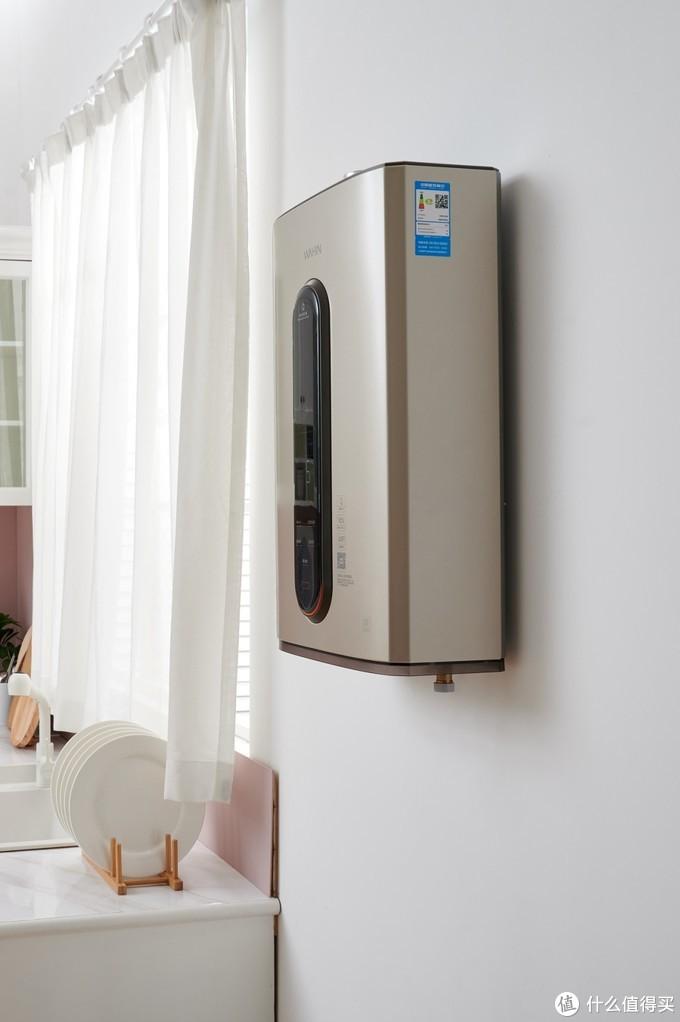 """""""龙头一开,热水即来"""":开机零冷水的热水器真的来了~"""