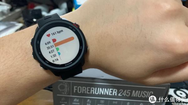 为了更专注跑步,618前期购置了佳明245M,确实可以给到跑者更多数据和辅助