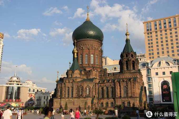 哈尔滨的圣·索菲亚教堂