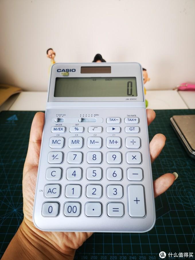 出圈还是不出?---卡西欧计算器初体验