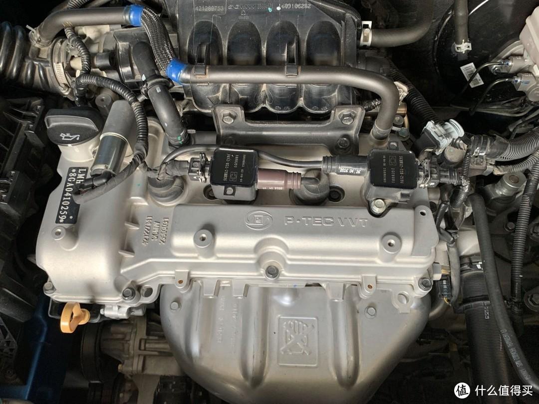 宝骏310 低成本养车,四万公里 花费22元,换博世BOSCH火花塞。