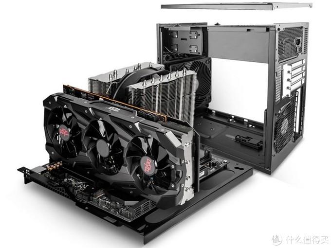 "NAS、网络储存""别墅""、倒置结构:SilverStone银欣 发布CS330紧凑单塔机箱"