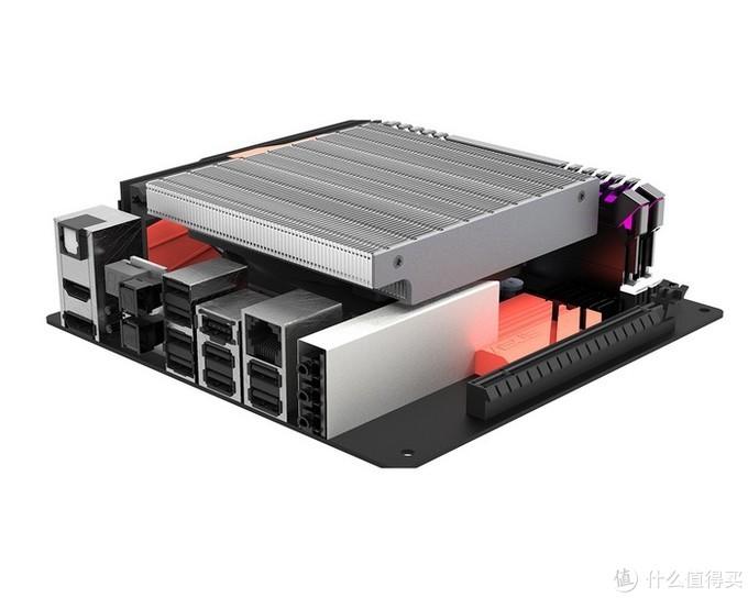 与ITX平台天衣无缝:ID-COOLING发布IS-47K 47mm超薄下压散热器 44.99美元(约318元)