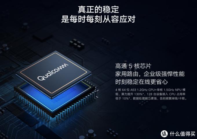高通5核处理器、4路独立功放、腾讯网游加速:红米Redmi路由器AX5发布 首发229元