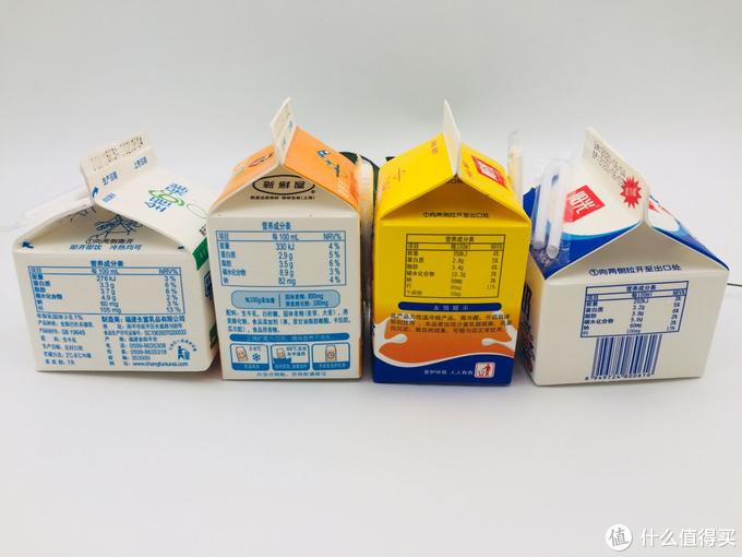 订鲜奶还是进口奶?8款牛奶营养成分全线PK