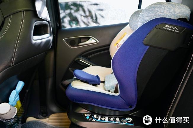 新生儿安全座椅选购记:Osann欧颂ROY360入手体验实测