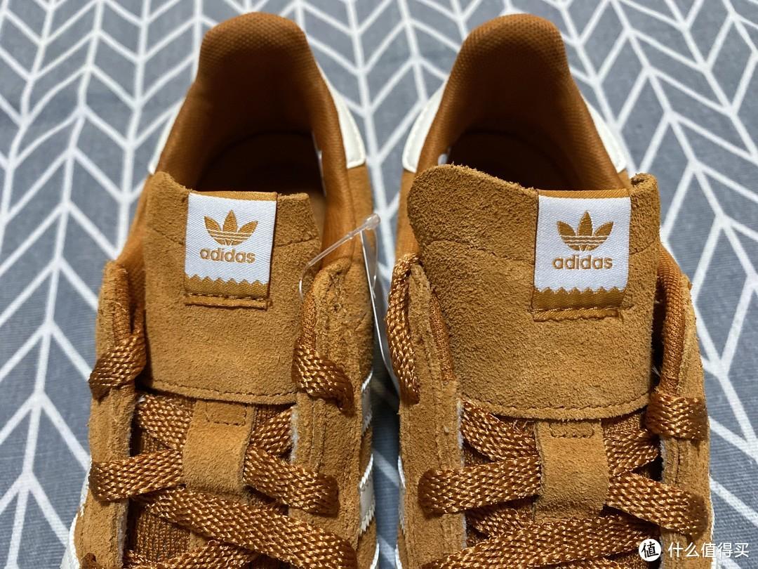 adidas 三叶草 CAMPUS ADV 男女经典运动鞋