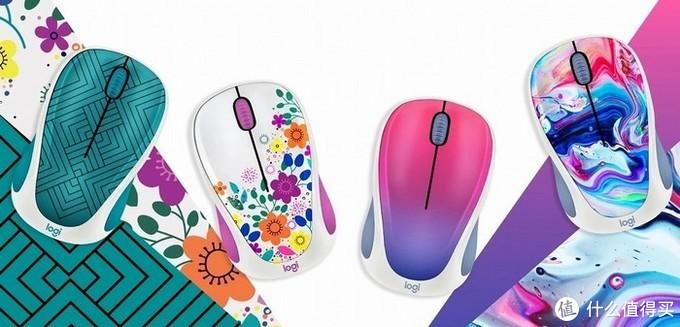 续航用年计算的鼠标终于来了:罗技发布 Design Collection 系列无线鼠标