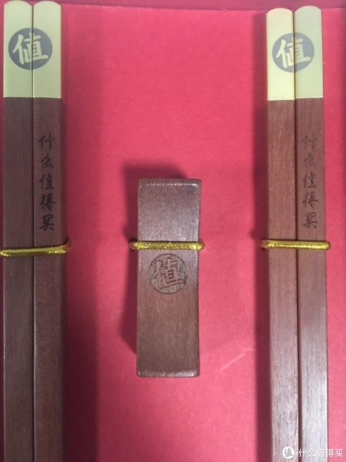晒物:什么值得买定制筷子礼盒