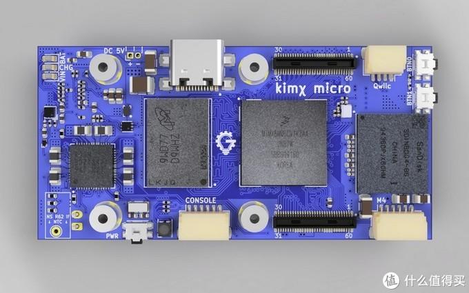 树莓派Raspberry Pi劲敌:KimχMicro开发板支持PCIe卡扩展
