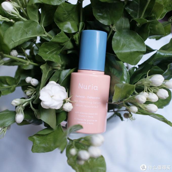 使用感比颜值高的小众护肤品--nuria
