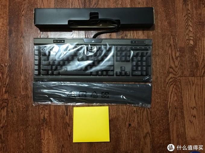 我又双叒叕买新键盘了——国行版海盗船K95 MX SPEED银轴开箱