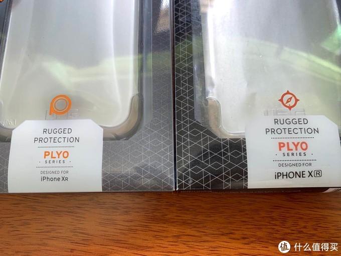 UAG手机壳—京东自营与咸鱼入手对比