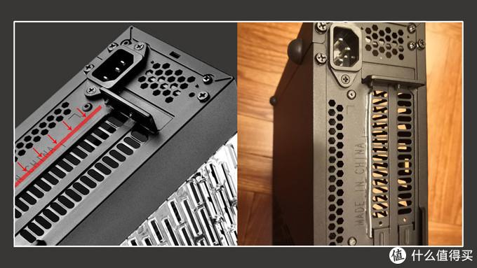 小乌鸦2官宣细节图显卡挡板部分与个人照片对比