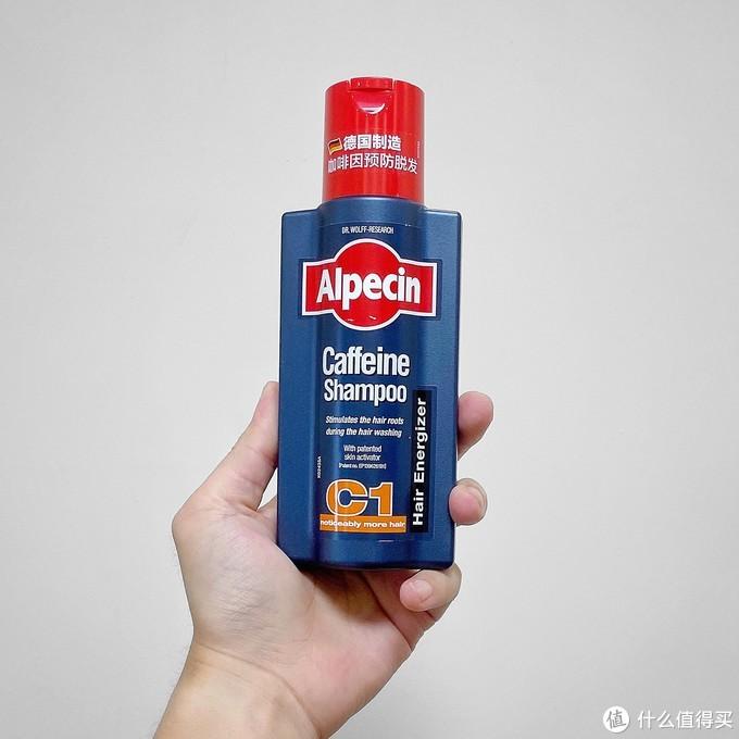 欧倍青C1咖啡因防脱洗发水