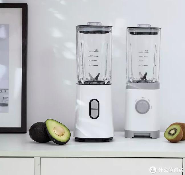 灵魂质问:你真的分得清榨汁机、搅拌机、原汁机、破壁机和料理棒吗?