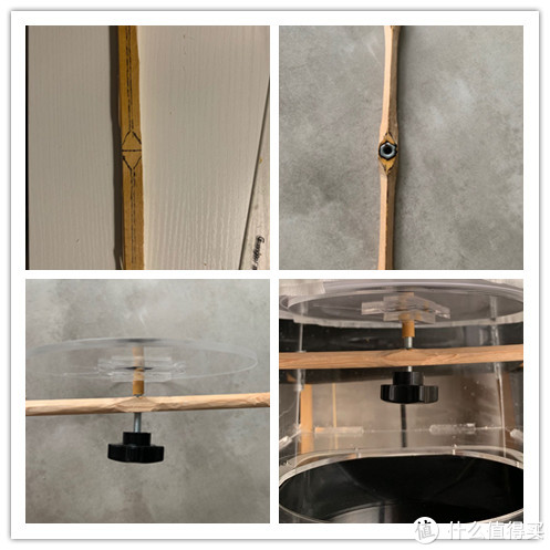 松开底部螺丝装入滤芯,拧紧螺丝滤芯会顶住上部的密封条
