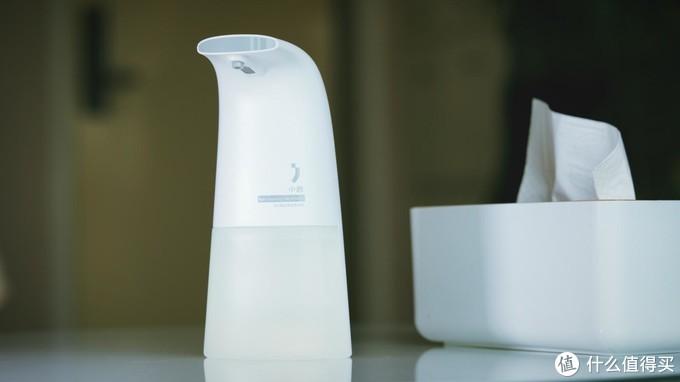 让洗手更优雅,橫评,自动出泡洗手机