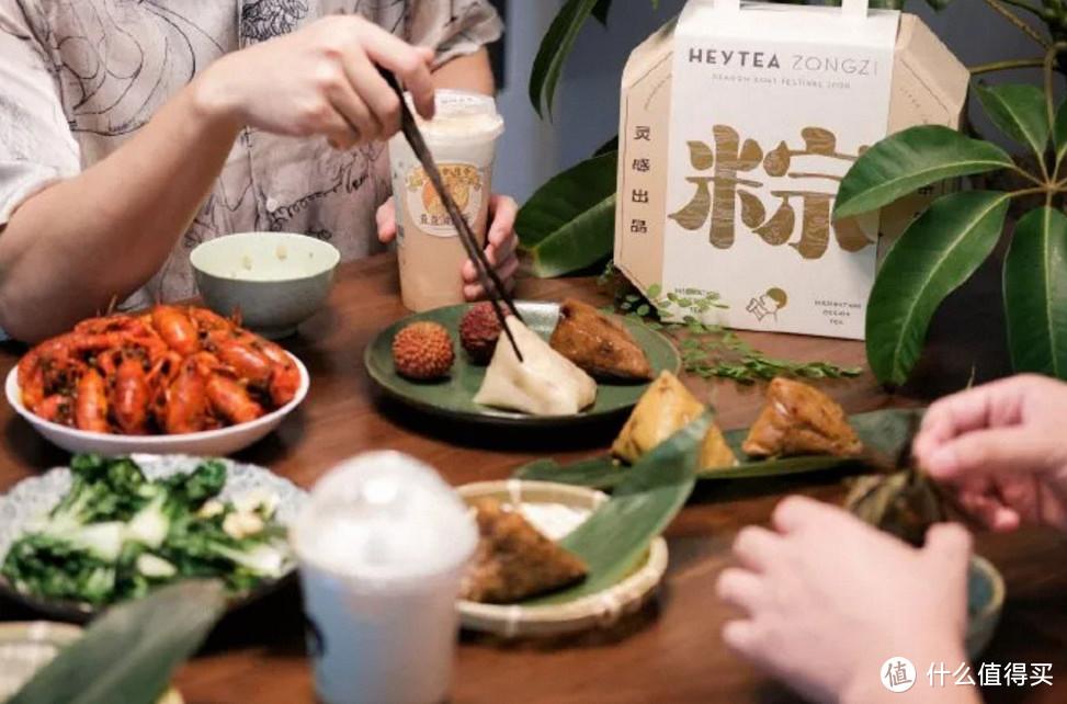 这些颜值在线的粽子礼盒,是满分端午伴手礼没错了!