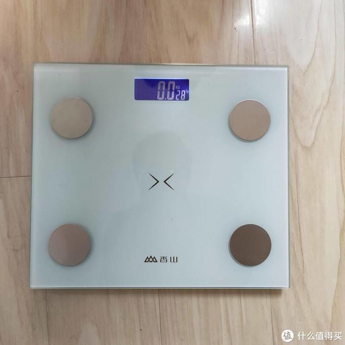 四大电子体脂秤全方位评测!有品、云康宝、香山、爱康唯,谁更准?