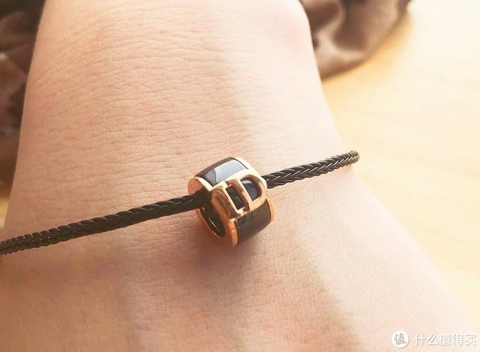 开箱晒物: I Do BOOM瓷系列 18k金钻石项链