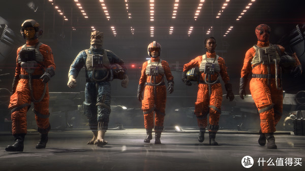 重返游戏:《星球大战:战机中队》上架Steam