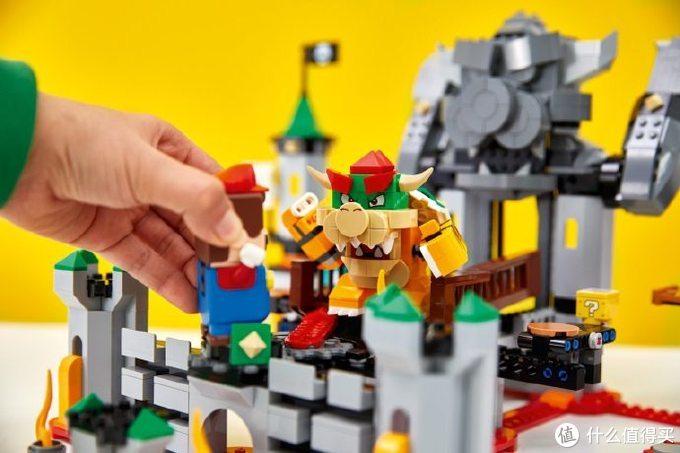 欢迎来到乐高世界:乐高超级马里奥全系列套装公开!