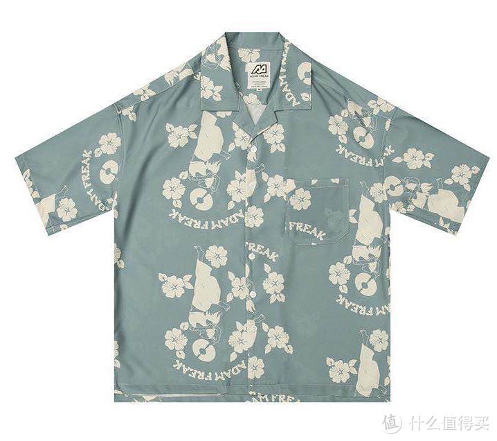 短袖衬衫,618男生必入的夏季单品,穿上它让你轻松驾驭周董的mojito风格,这条GAI最骚的仔