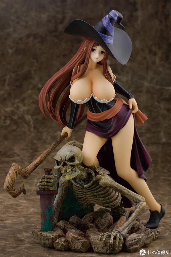 """【女巫编年史】""""放开那个骨头,有本事冲我来!""""盘点手办中的女巫小姐姐"""