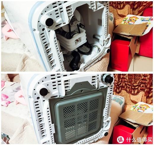 小巧易操作,宝贝专属的洗衣机:米家全自动迷你波轮洗衣机 3kg?体验评测