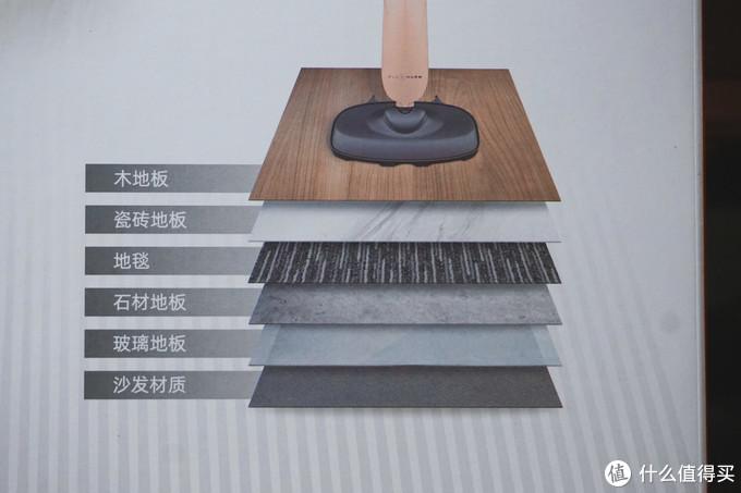 给地板做个SPA——可以喷气的拖把,飞思乐蒸汽除菌拖把