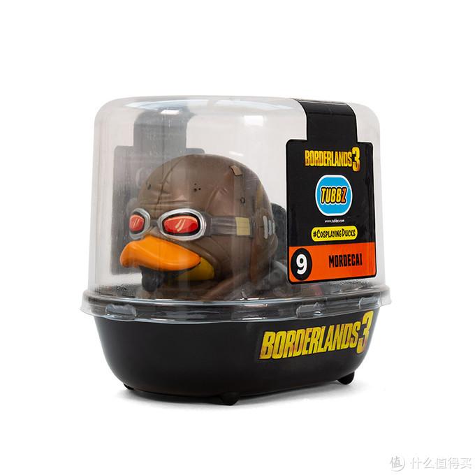 重返游戏:TUBBZ小黄鸭再出联动新品,这次竟然是《无主之地》与《潜龙谍影》