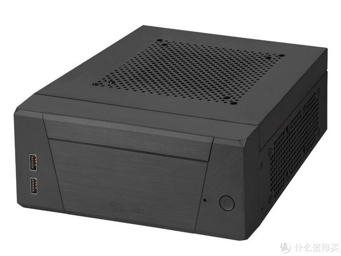 """紧凑ITX""""小背包"""":银欣SilverStone发布Milo 10小机箱"""